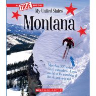 Scholastic Teaching Resources SC-ZCS674169 My United States Book Montana