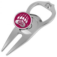 6 In 1 Golf Divot Tool - Montana Grizzlies