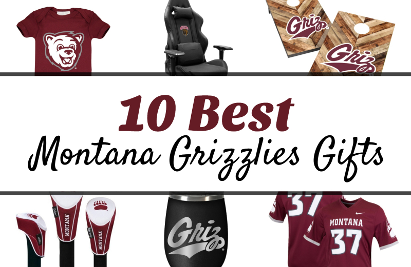 10 Best Montana Grizzlies Gifts