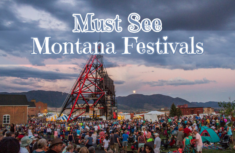 Must See Festivals in Montana